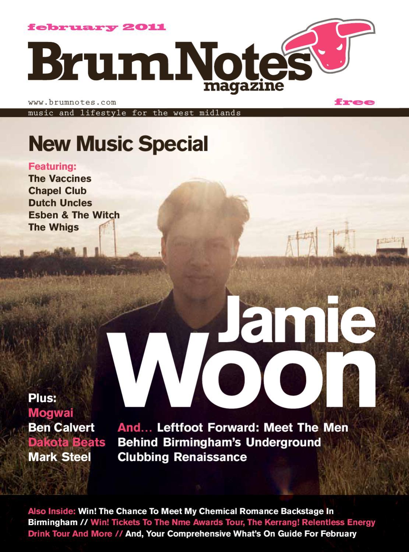 February 2011 By Brum Notes Magazine