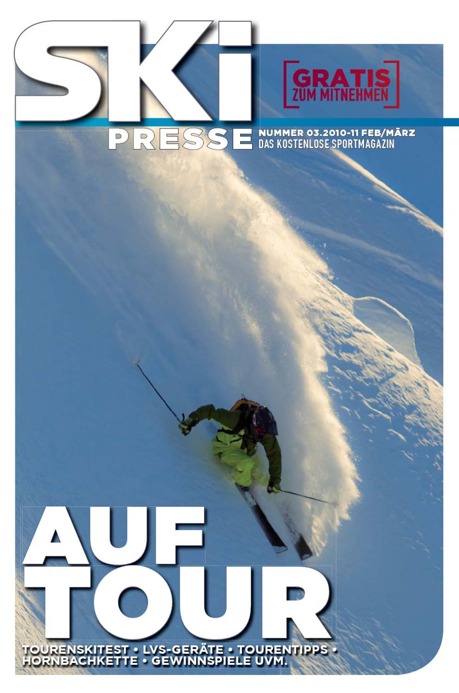SkiPresse FebruarMärz 2011 by die denkbar Wolfgang Greiner