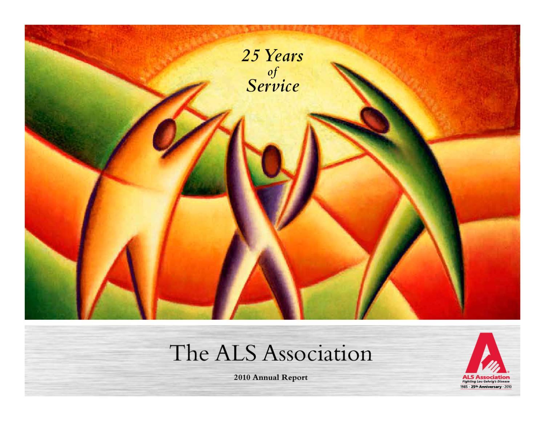 ALS Association 2010 Annual Report by ALS Association - issuu