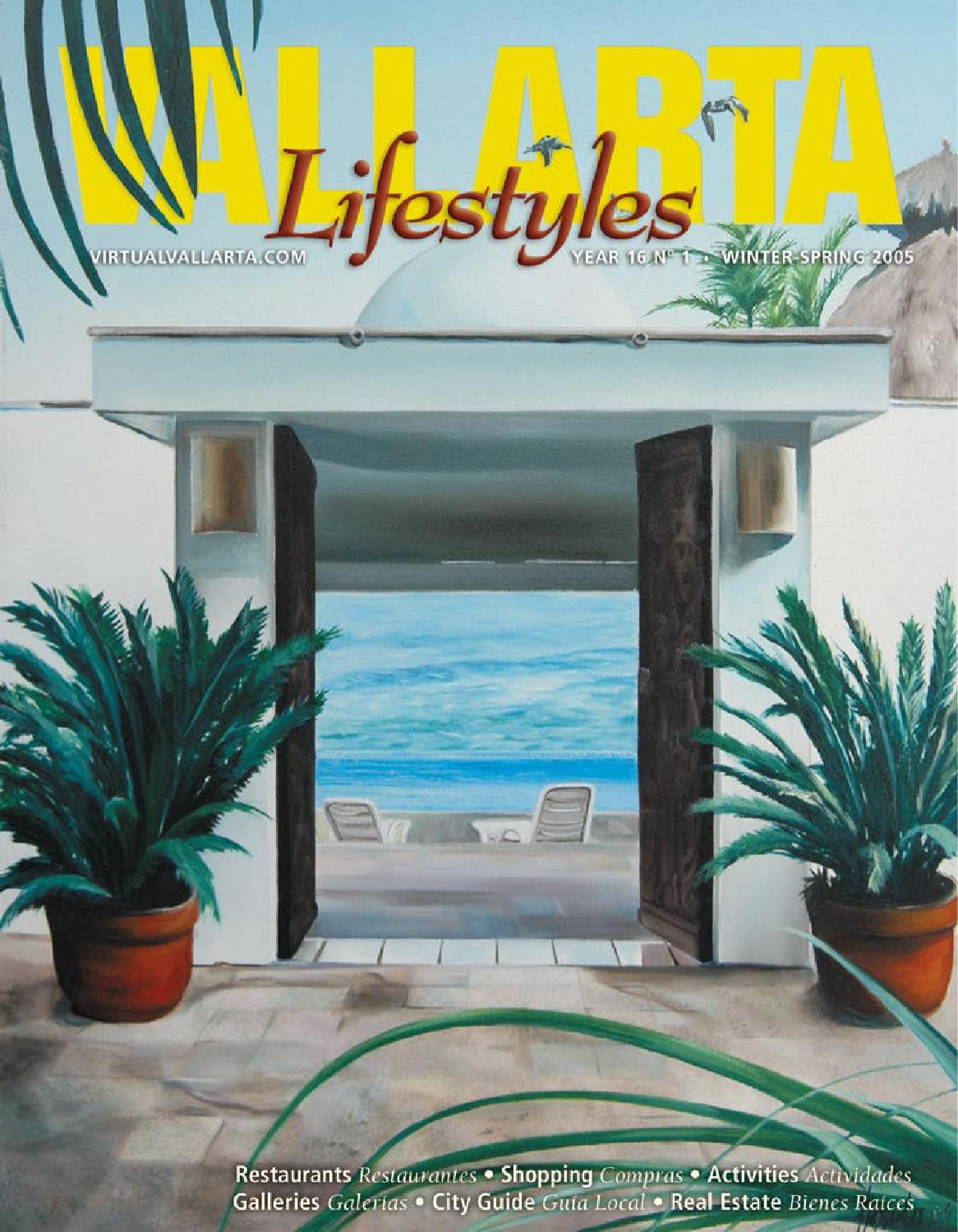 06921913cfa5dc Vallarta Lifestyle Winter Spring 2005 by Vallarta Lifestyles Media Group -  issuu