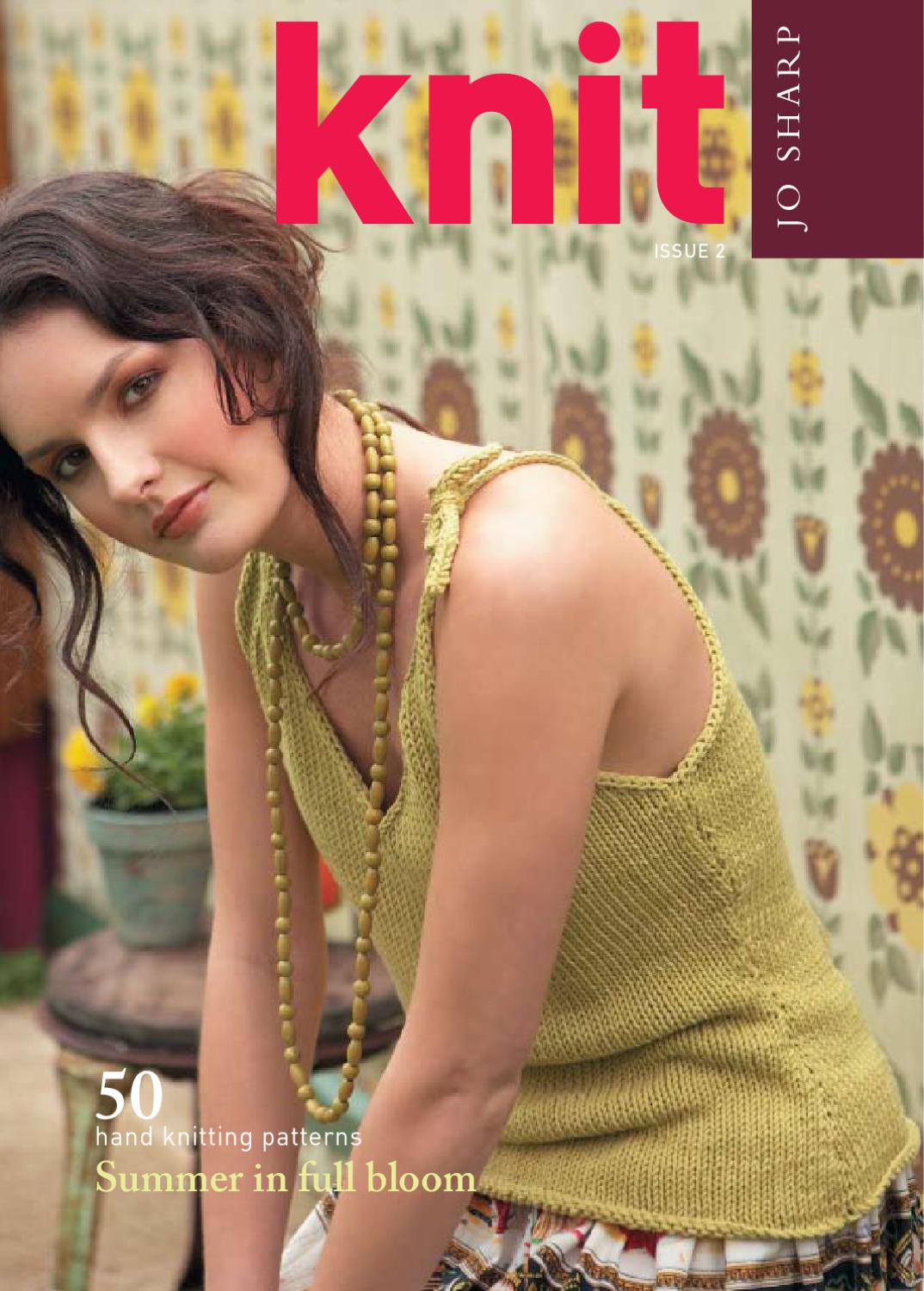 Knit Issue 2 by Knit issuu
