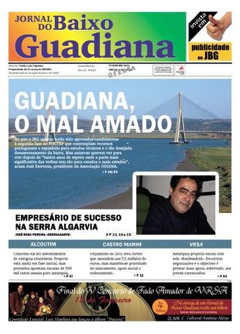 jornal do baixo guadiana by associação odiana issuu02366 Revisao Agricultura E Pescas #7