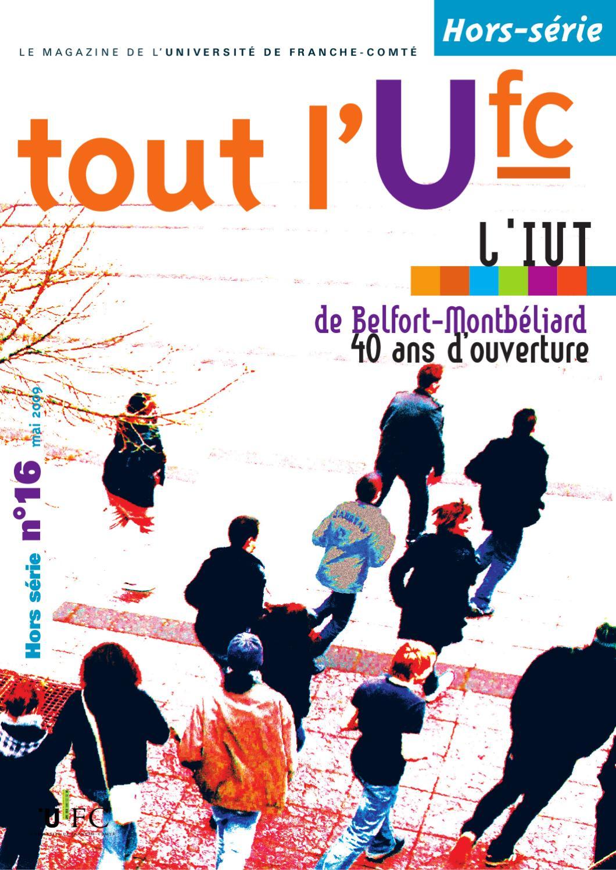 Cours De Dessin Montbéliard tout l'ufc / hs n°16 - special iutuniversité de franche