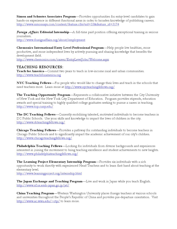 Morgan S Diary Preparing For My Teach America Internship