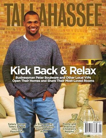 Tallahassee Magazine January/February 2011 by Rowland