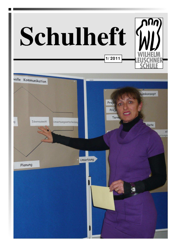 Schulheft 2010/2011 Nr. 1 by WLS Niestetal - issuu
