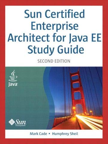 java ee enterprise application case study complete solution addressing nfrs