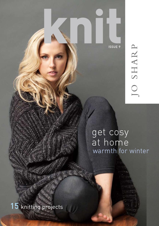 Jo Sharp Knitting Pattern Books : Knit 9 by Knit - issuu