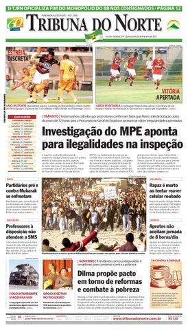 Tribuna do Norte - 03 02 2011 by Empresa Jornalística Tribuna do ... 937bb30b5cc32