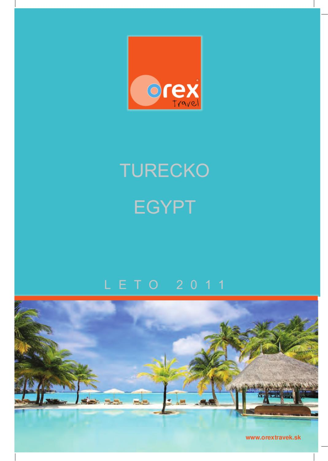 cb51b15d3981 Orex Travel Katalog by Ivan Bosmansky - issuu