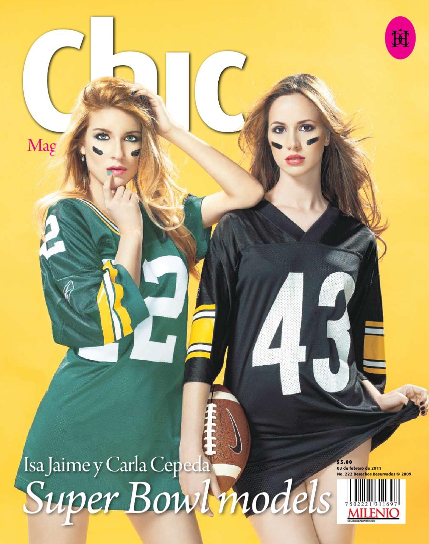 chic magazine monterrey edici243n 222 by chic magazine