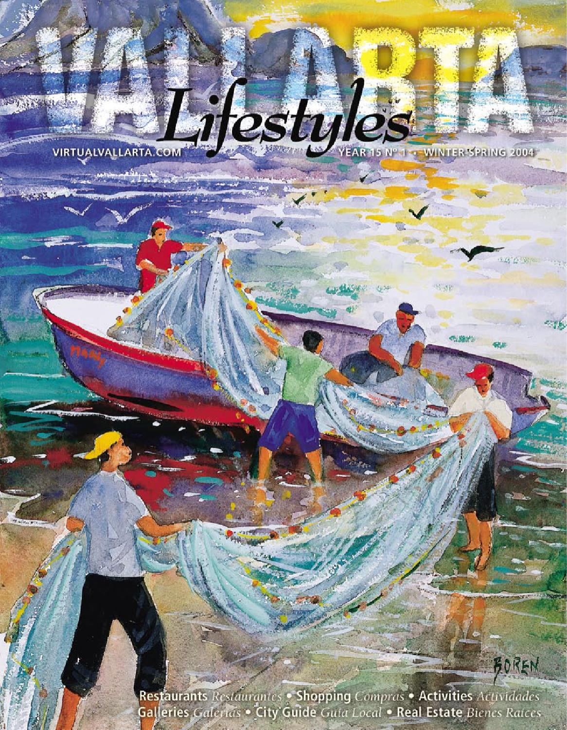 95ef528898b4a0 Vallarta Lifestyles Winter Spring 2004 by Vallarta Lifestyles Media Group -  issuu