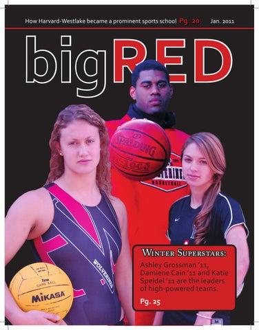 Big Red Winter 2011 By Harvard Westlake Issuu
