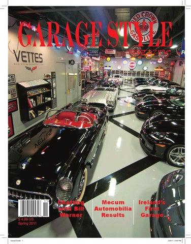 Garage Style Magazine Issue 12 By Garage Style Magazine   Issuu