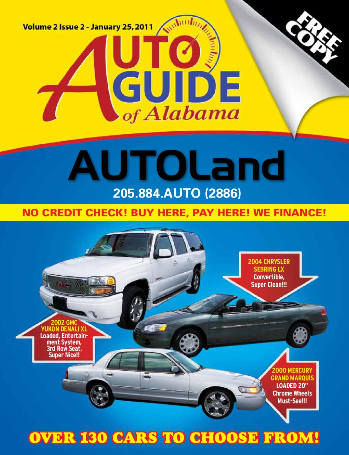 auto guide anniston iss 02 by auto guide of alabama issuu. Black Bedroom Furniture Sets. Home Design Ideas