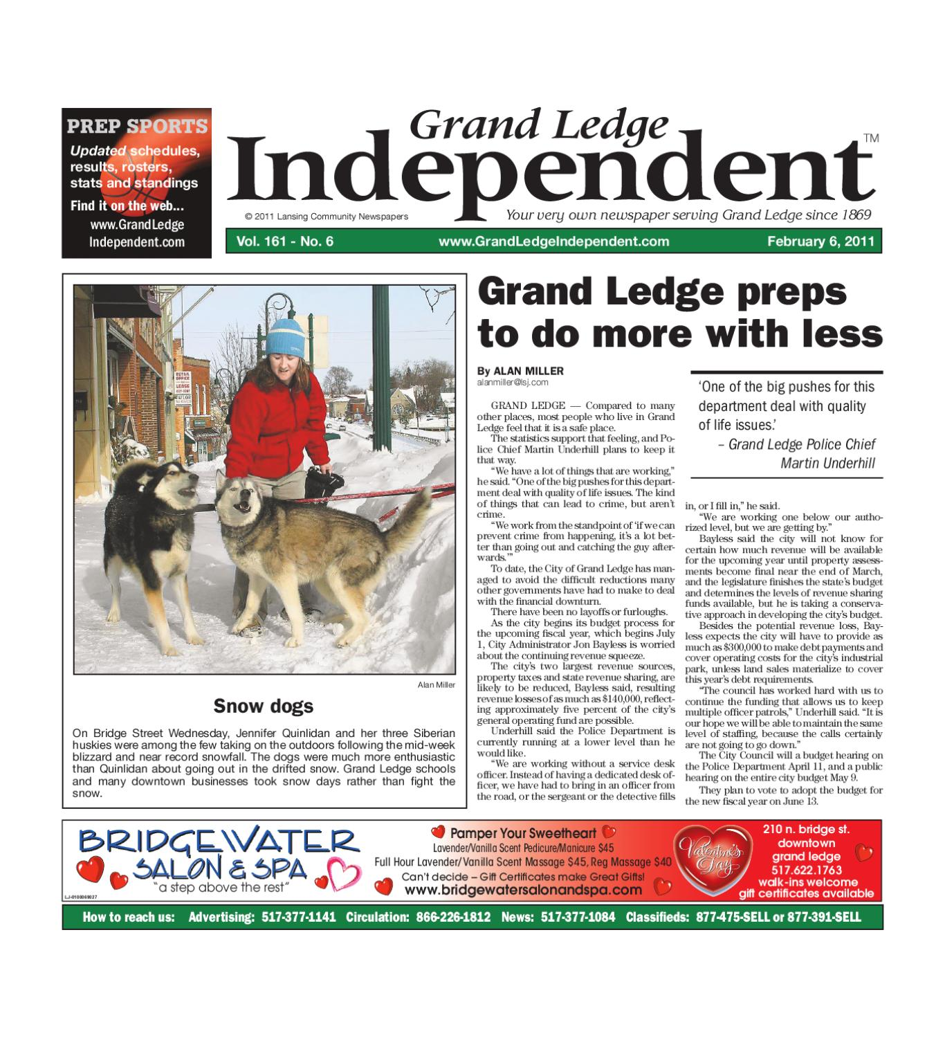 Grand Ledge Independent by Lansing State Journal issuu