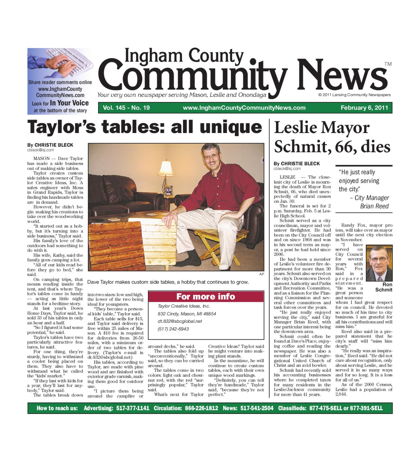 Ingham county community news by lansing state journal issuu fandeluxe Images