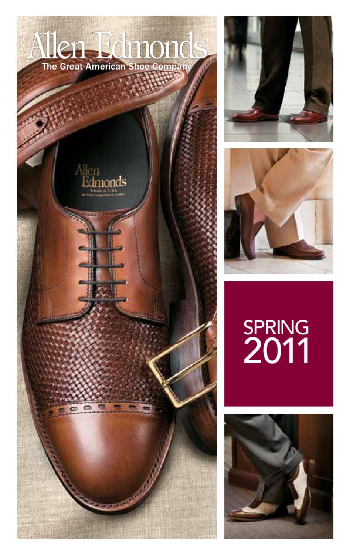 9e30f9b2bd9 2014 Allen Edmonds Fall Catalog by Allen Edmonds Shoe Corporation ...