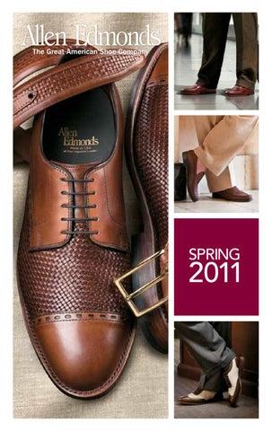 88947a8d4c1 Allen Edmonds Spring 2011 Catalog by Allen Edmonds Shoe Corporation ...