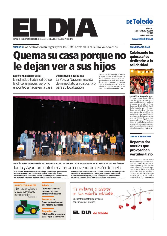 Callejeros Poligoneros Porn toledo05022011grupo eldia - issuu