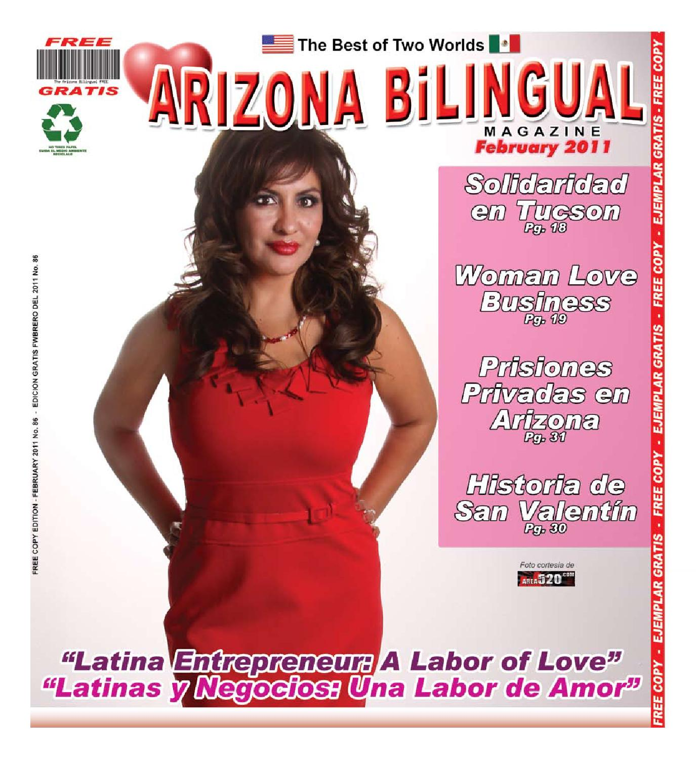 The Arizona Bilingual Magazine by Arizona Bilingual Newspaper - issuu