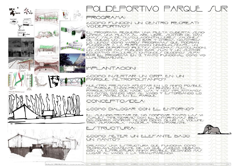 2010 Crd Vizzo Puigdomenech Pdf By Analisis Proyectual 1 Y 2