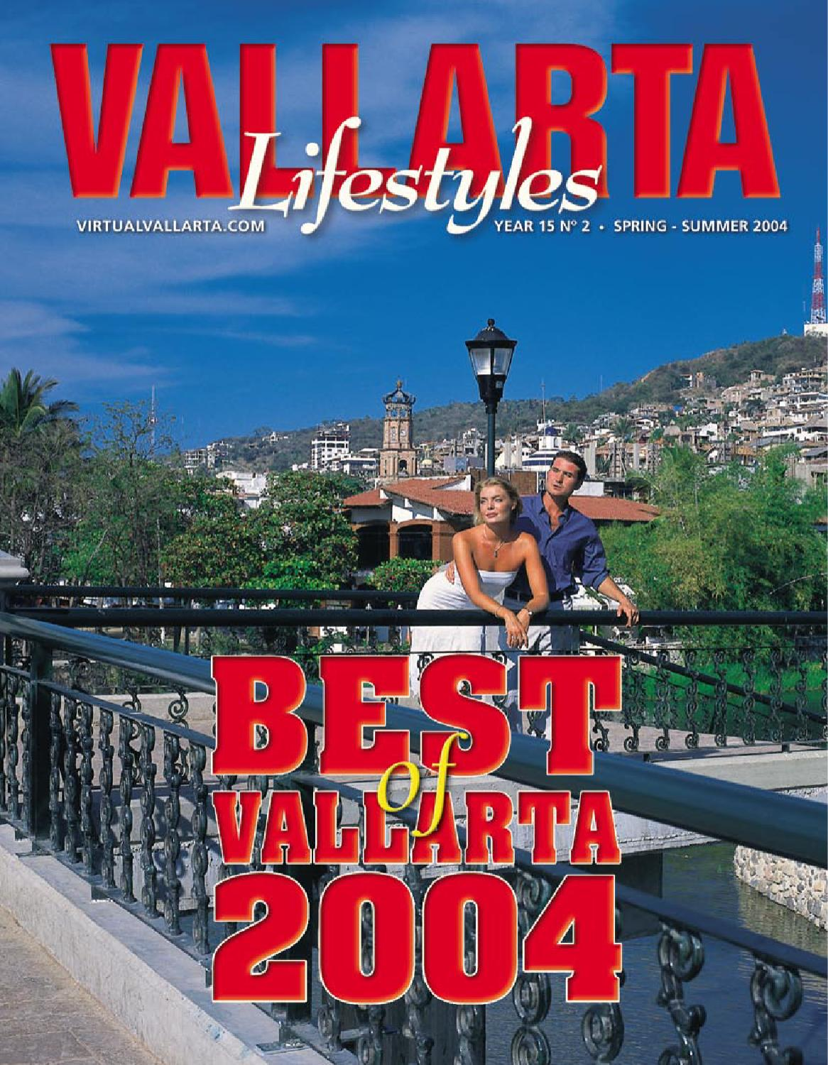 Vallarta Lifestyles Spring Summer 2004 By Vallarta Lifestyles  # Muebles Pitillal