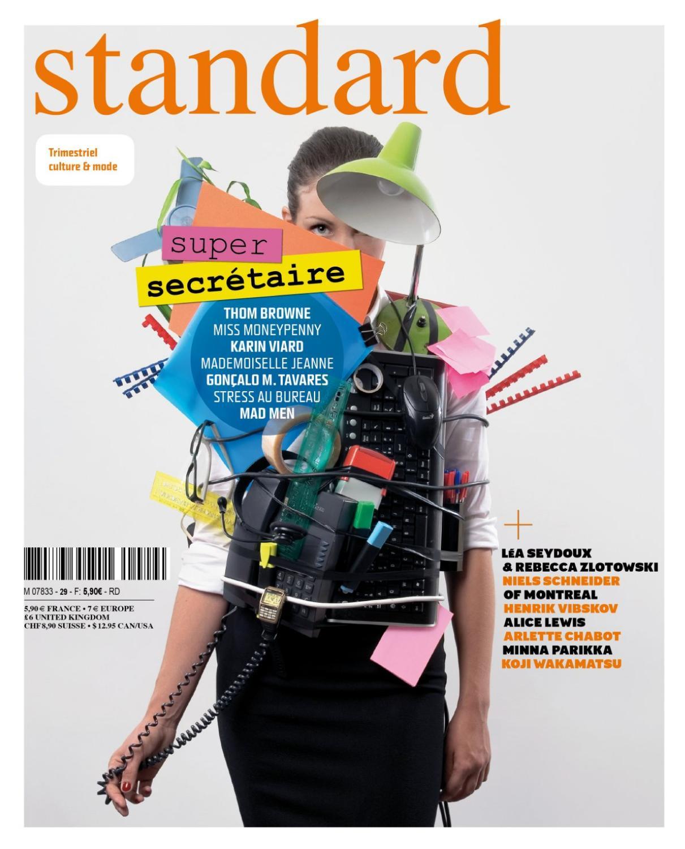 Standard n°29 by STANDARD - issuu b05a6df0dee