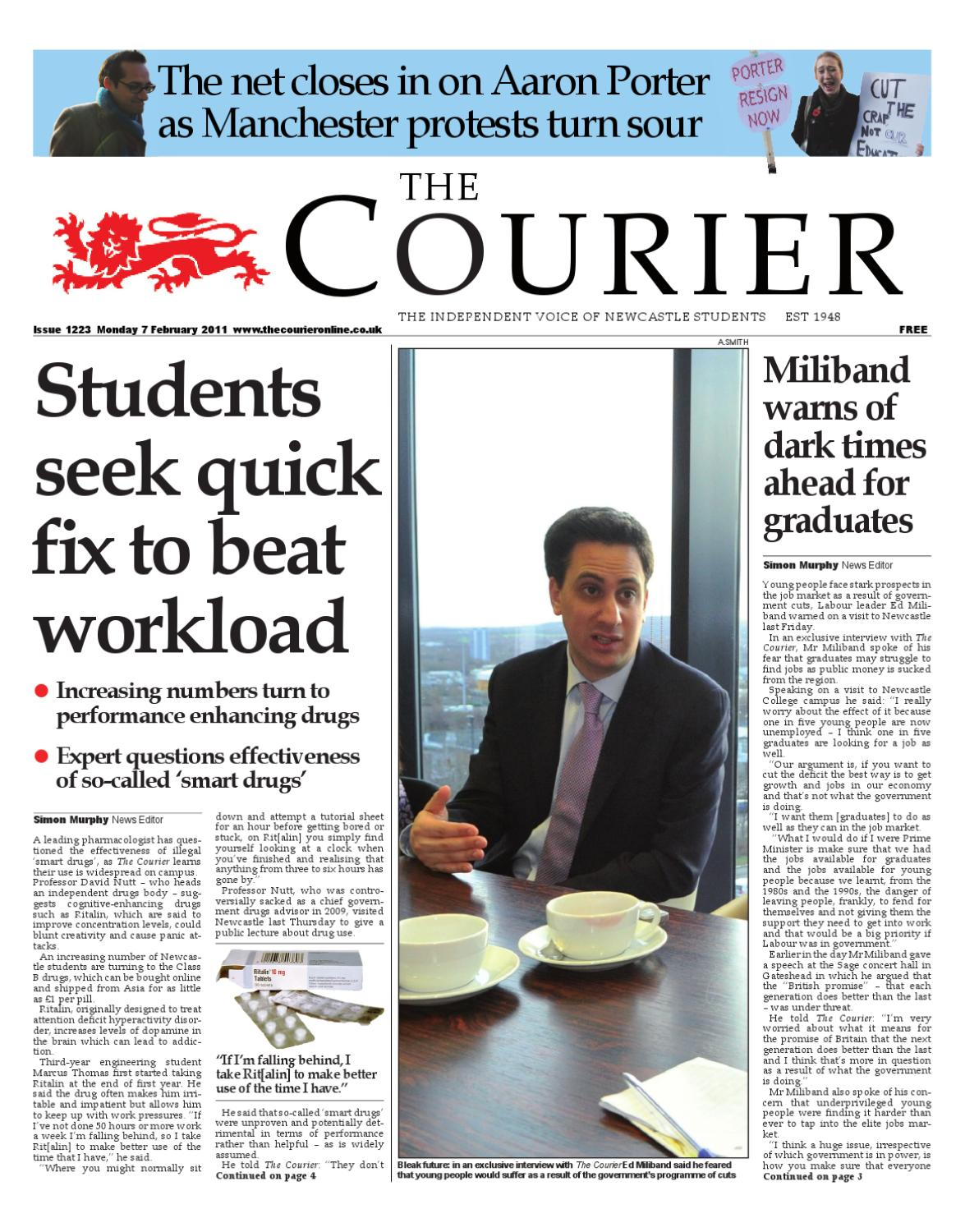 f70f66809 The Courier 1223 by The Courier Online - issuu
