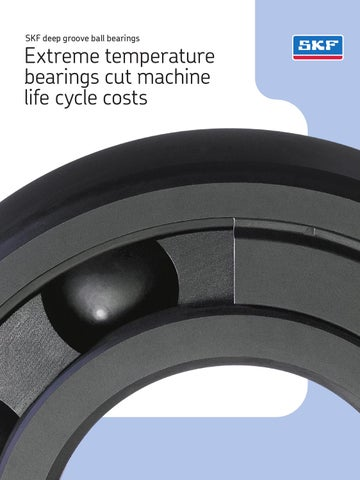 Round Bore SKF 6011-2Z Radial//Deep Groove Ball Bearing