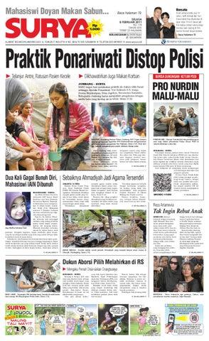 Surya Edisi 8 Februari 2011