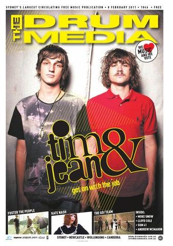 Drum Media Sydney Issue #1046 by TheMusic com au - issuu