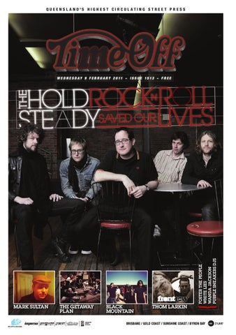 d2d138dbe97 Time Off Issue  1513 by TheMusic.com.au - issuu