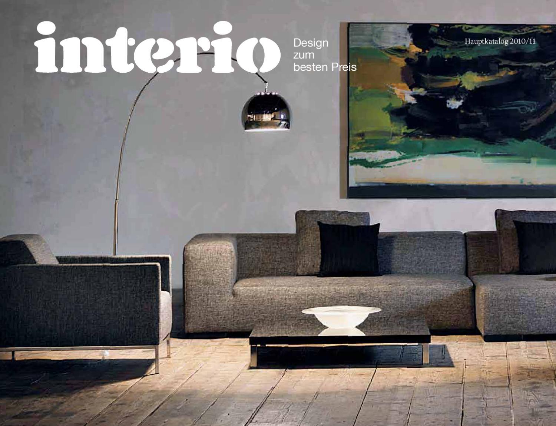 Herbstkatalog Interio By Interio Issuu