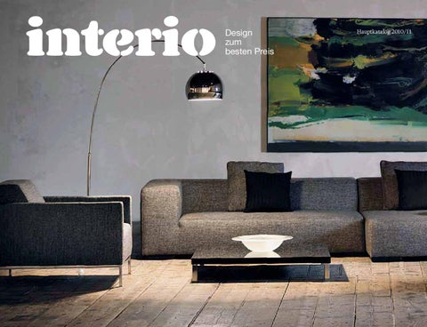 Interio Hauptkatalog 20102011 By Aktionsfinder Gmbh Issuu