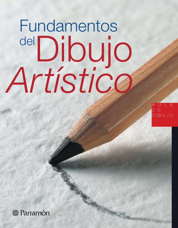 Aula de dibujo  Fundamentos del dibujo artstico by Parramn