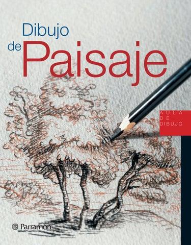 Aula De Dibujo Dibujo De Paisaje By Parram N Paidotribo