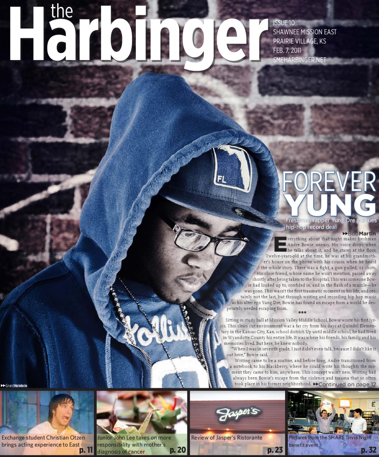 b096892d020 The Harbinger  Issue 10 2010-2011 by The Harbinger - issuu