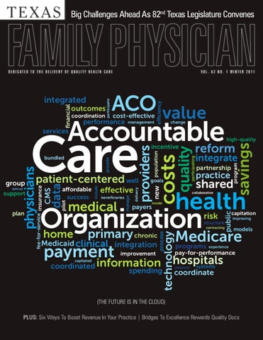 texas family physician winter 2011 by texas academy of family