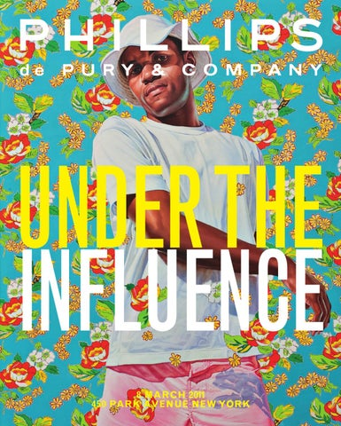 4855f9d177 Under the Influence by Phillips de Pury   Co. - issuu