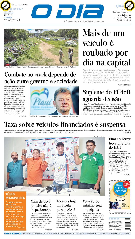 Jornal O DIA by Jornal O Dia - issuu 9119394602d7e