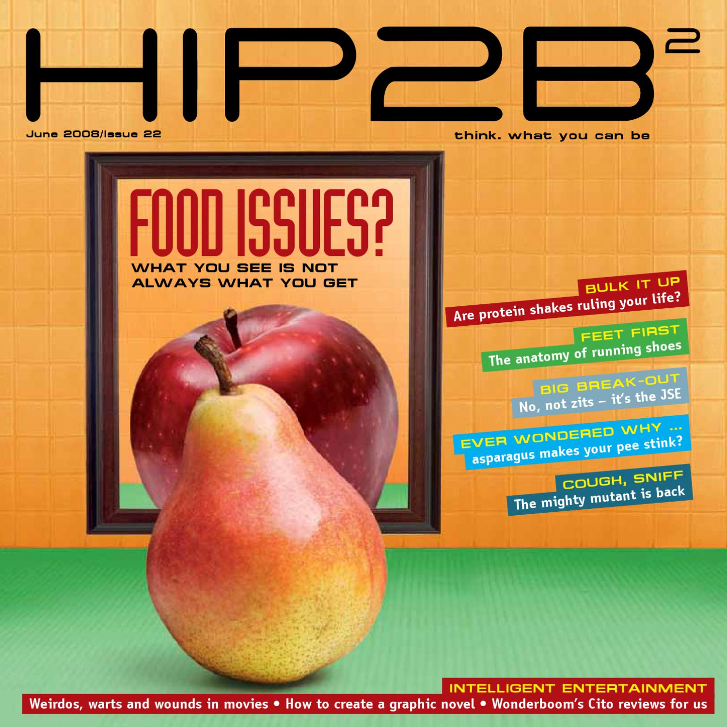 The Food Issue by HIP 2B2 - issuu