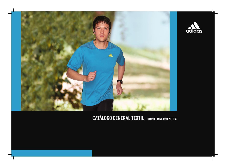 e04c58a137dd7 Adidas Textil Invierno 2011 by Grupo Coas Sport trade, S.A. - issuu
