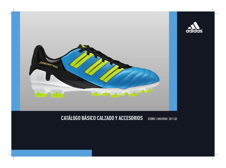 new concept 4f783 80ee2 Adidas Calzado Invierno 2011 Basicos by Grupo Coas Sport trade, S.A. - issuu