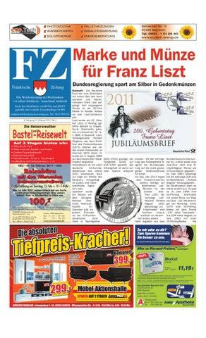 Fränkische Zeitung vom 09 02 2011 by Nordbayerischer Kurier GmbH