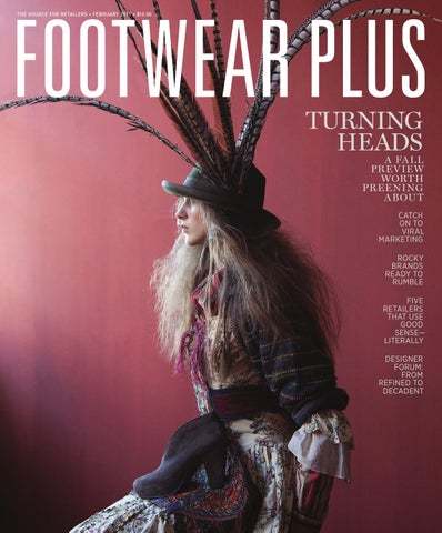 best service f01ff 54393 Footwear Plus   The Source for Retailers   2011 • February