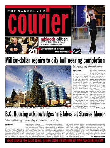 vancouver courier february 9 2011 by postmedia community publishing5681633 Play T Shirt #13