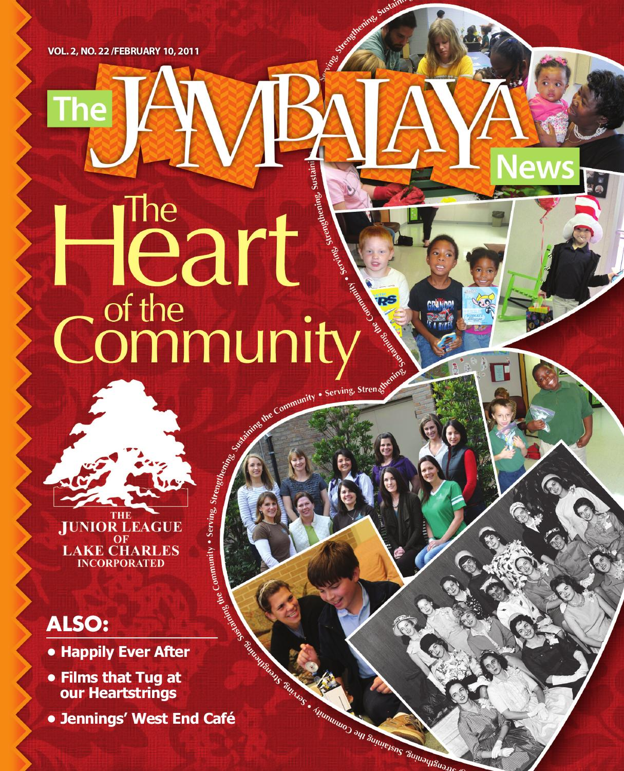 The Jambalaya News - Vol. 2 No. 22 by The Jambalaya News - issuu
