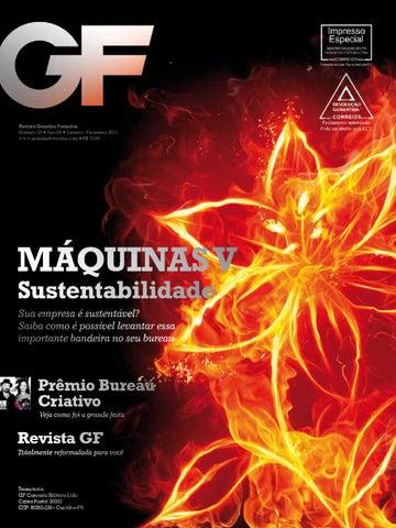Revista Grandes Formatos Número 55 • Ano 05 • Janeiro   Fevereiro 2011 www. grandesformatos.com • R  15,00 82b4701900