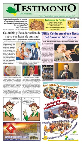 9a2363ea192e Testidenar 113 by Juan Pablo Guevara Delgado - issuu